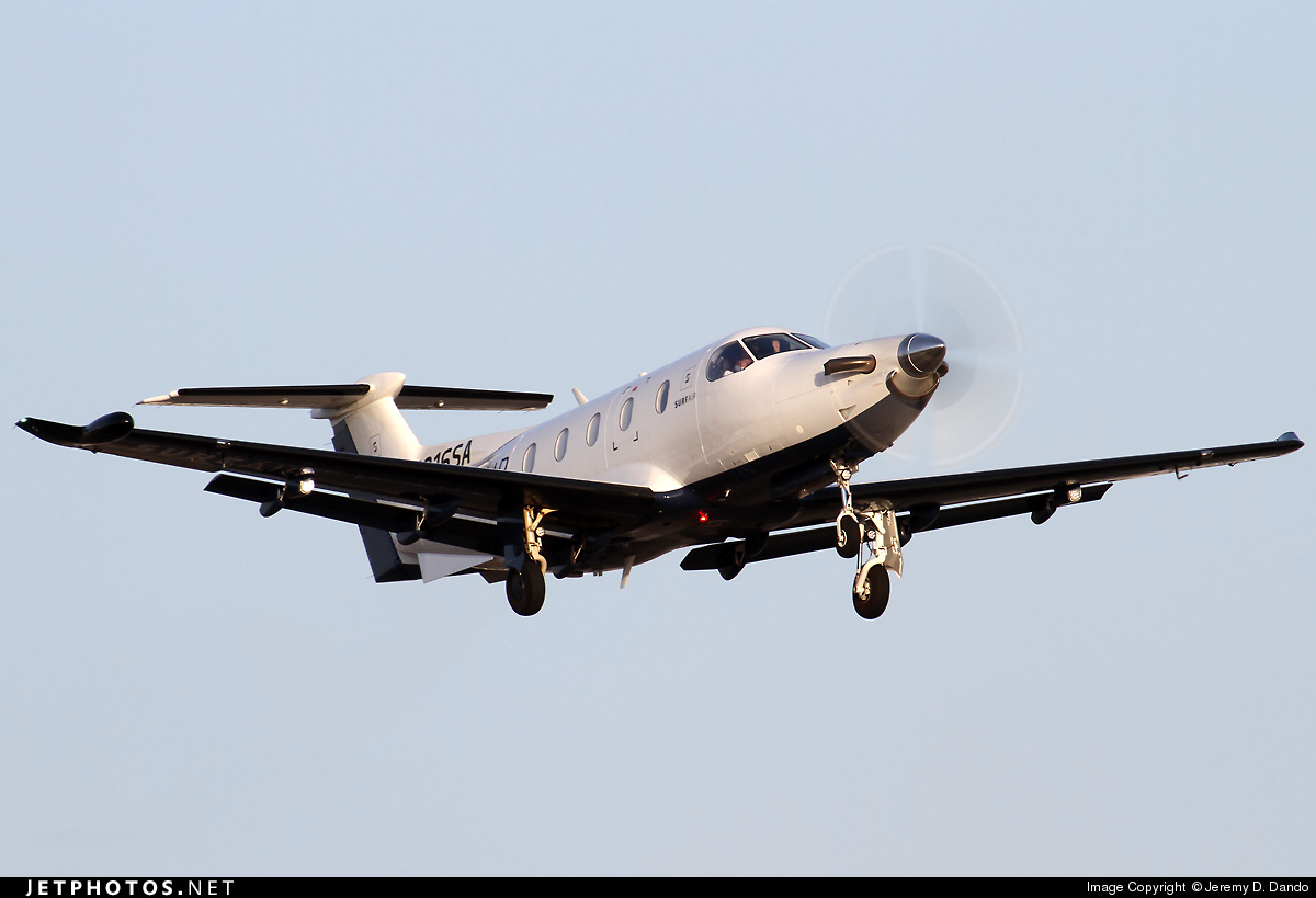 N816SA - Pilatus PC-12/47E - SurfAir