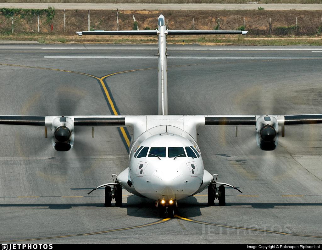 F-WTBR - ATR 72-212A(600) - Air KBZ
