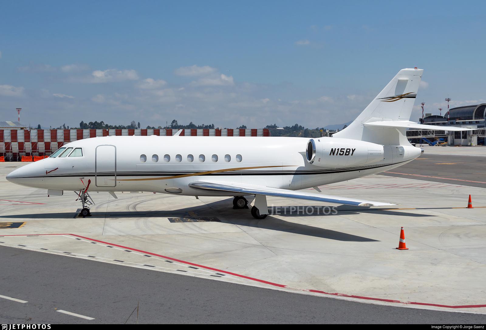 N15BY - Dassault Falcon 2000 - Private