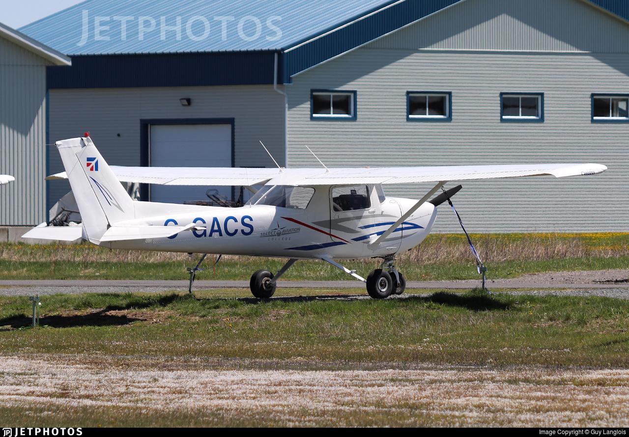 C-GACS - Cessna 150L - Richcopter