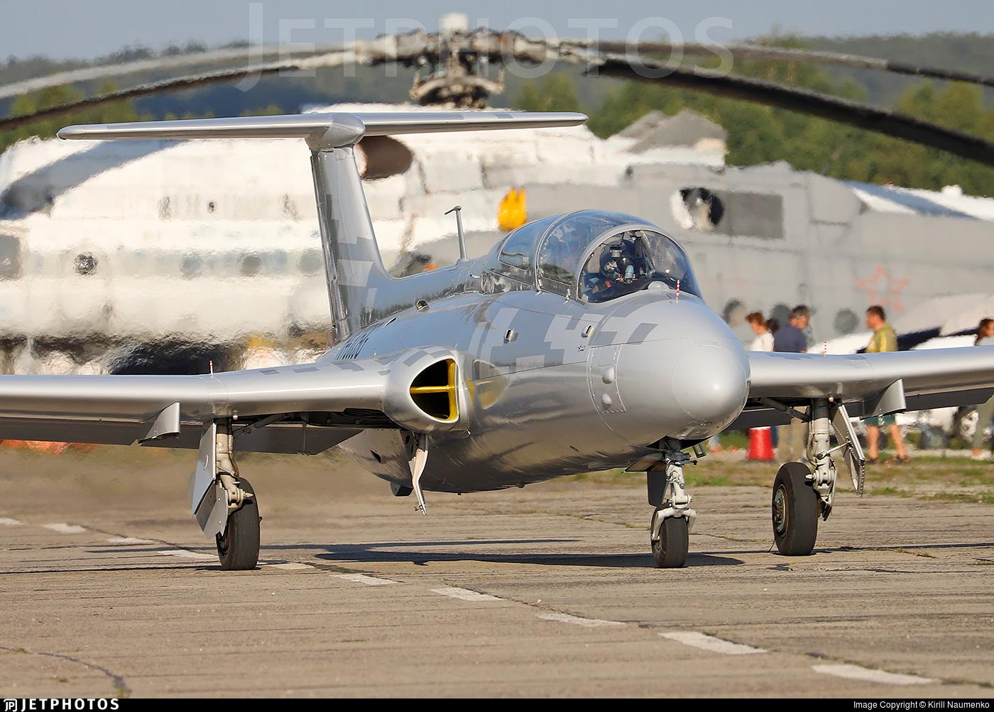 RA-3059G - Aero L-29 Delfin - Private