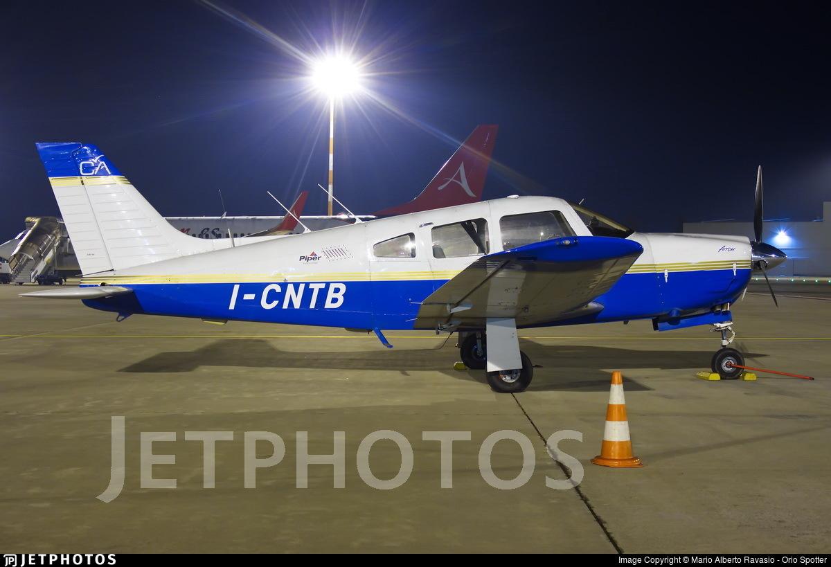 I-CNTB - Piper PA-28R-201 Arrow - Cantor Air