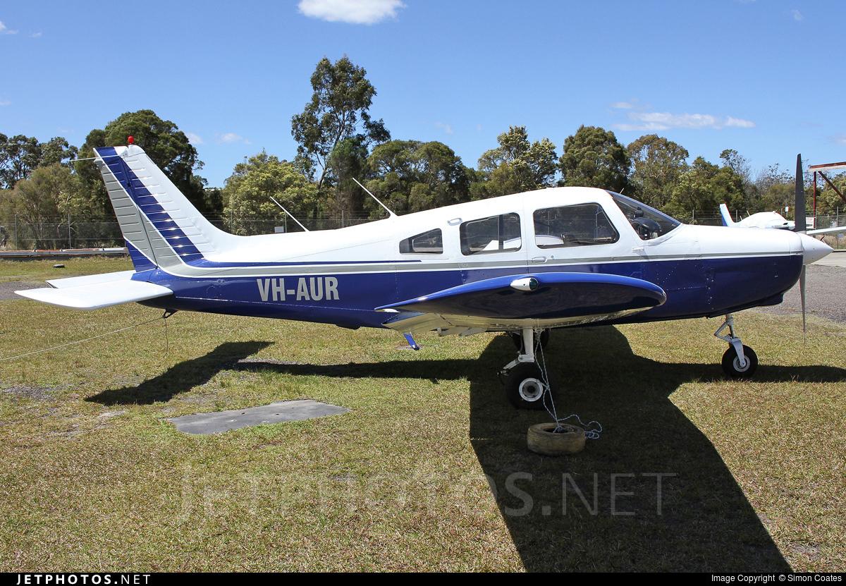 VH-AUR - Piper PA-28-161 Warrior II - Private