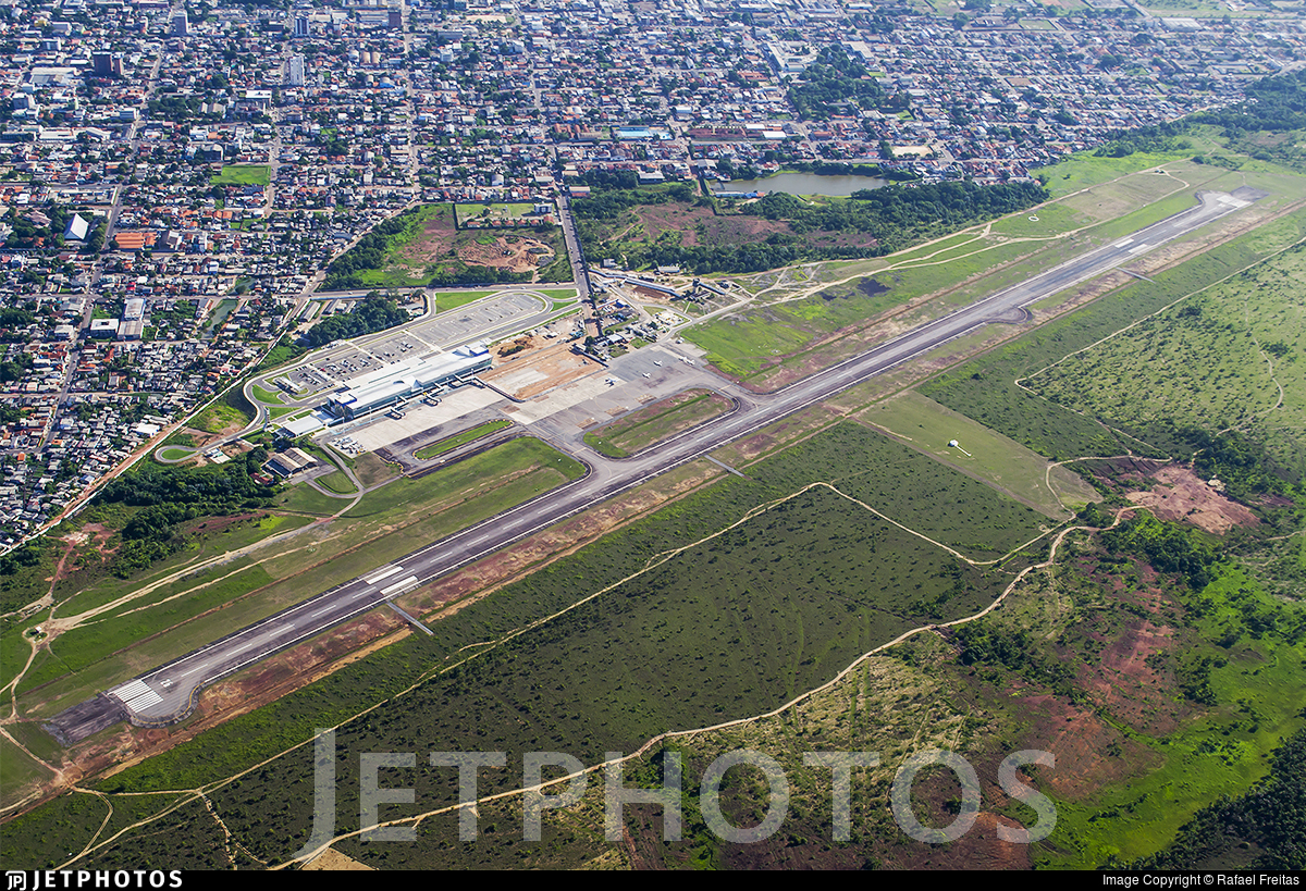 SBMQ - Airport - Airport Overview