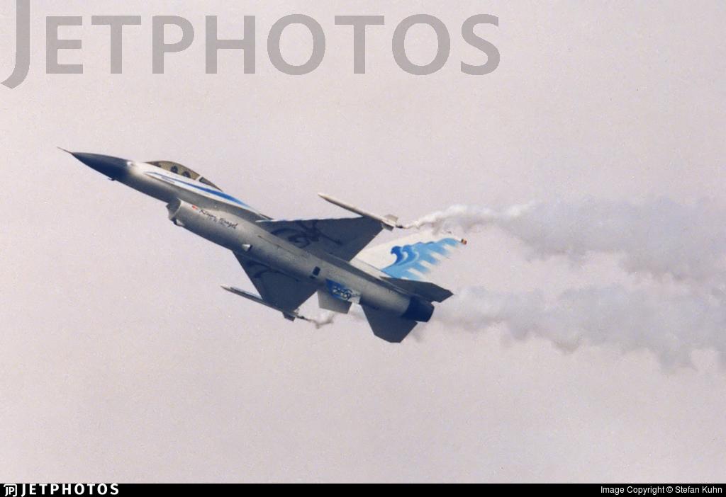 FA-67 - General Dynamics F-16A Fighting Falcon - Belgium - Air Force