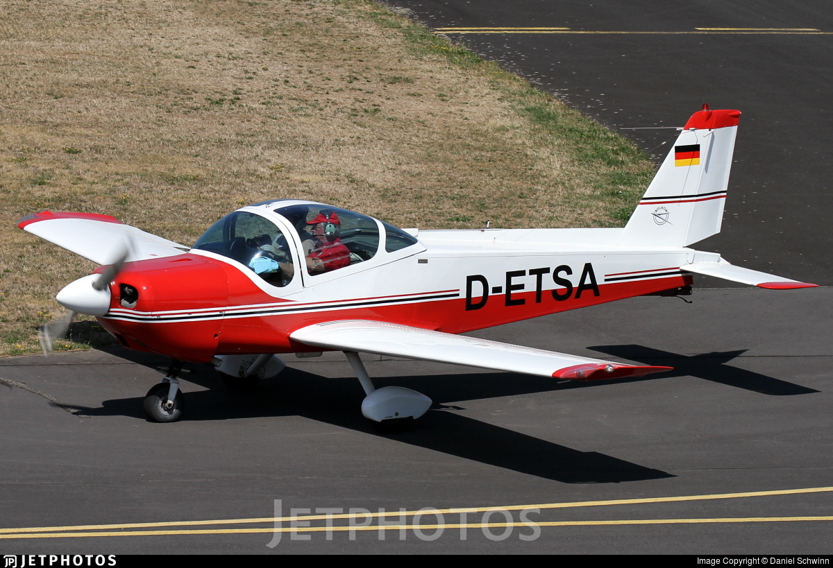 D-ETSA - Bolkow Bo.209 Monsun 150RV - Private