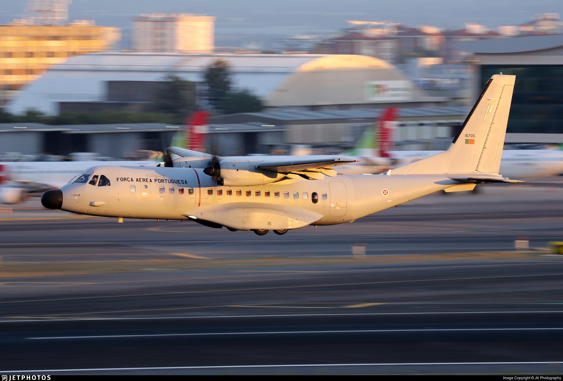 16705 - CASA C-295M - Portugal - Air Force