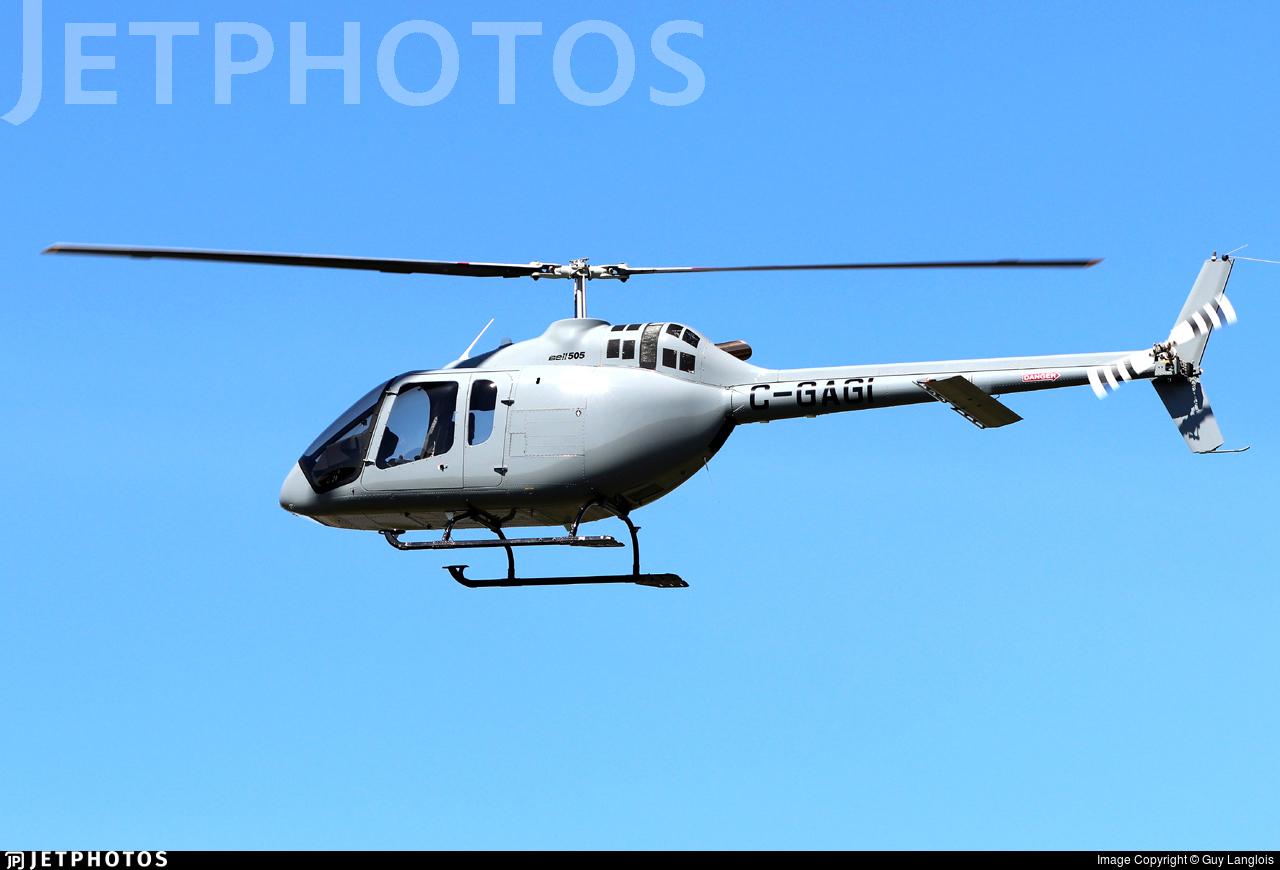 C-GAGI - Bell 505 - Private