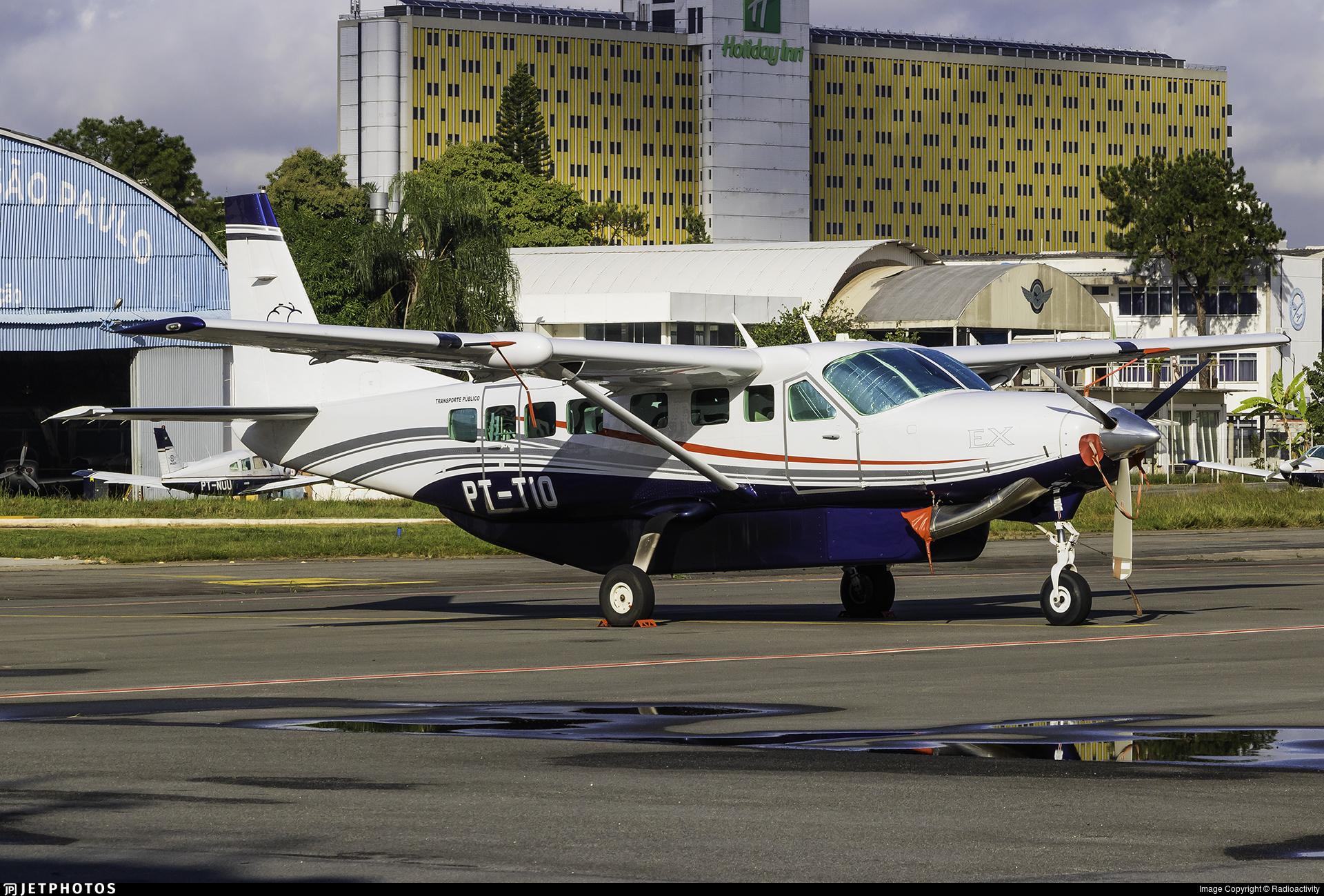 PT-TIO - Cessna 208B Grand Caravan EX - Cairu Táxi Aéreo