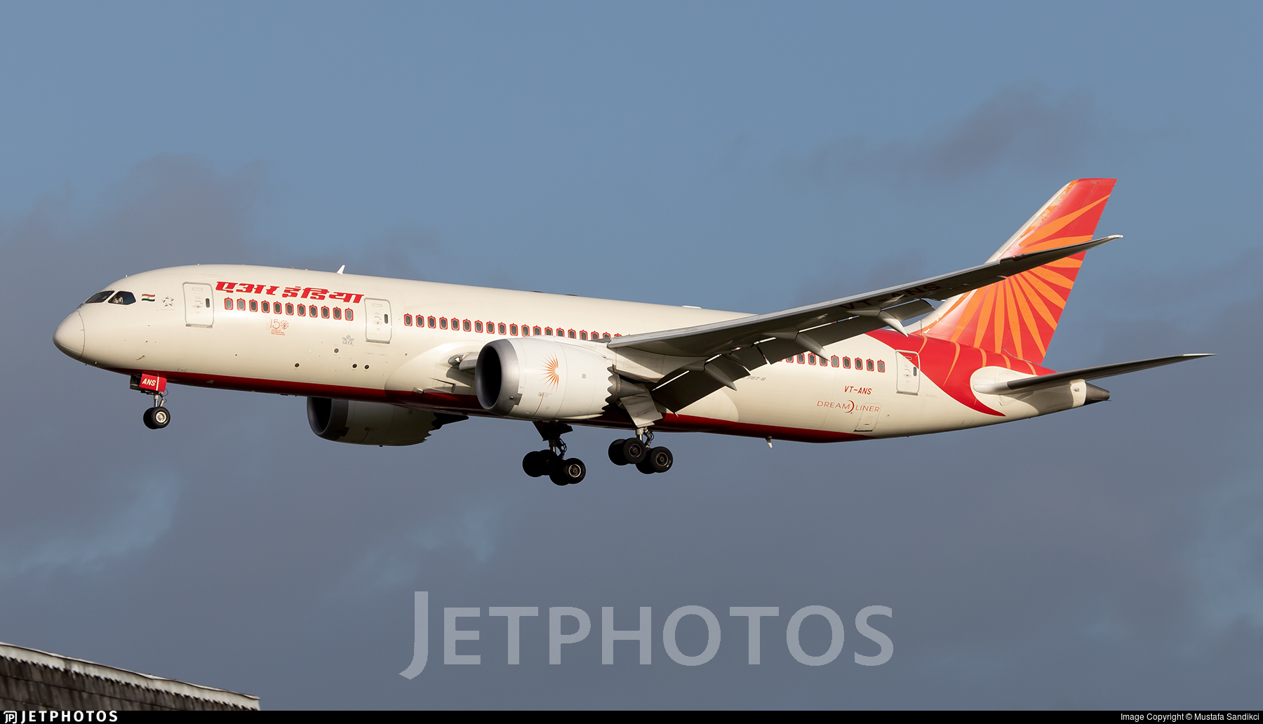 VT-ANS - Boeing 787-8 Dreamliner - Air India