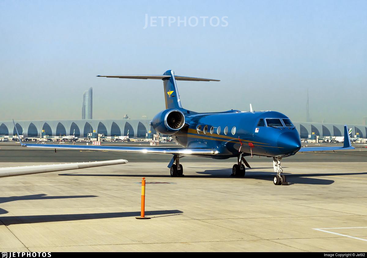 2-YAYA - Gulfstream G-IV - Weststar Aviation Services