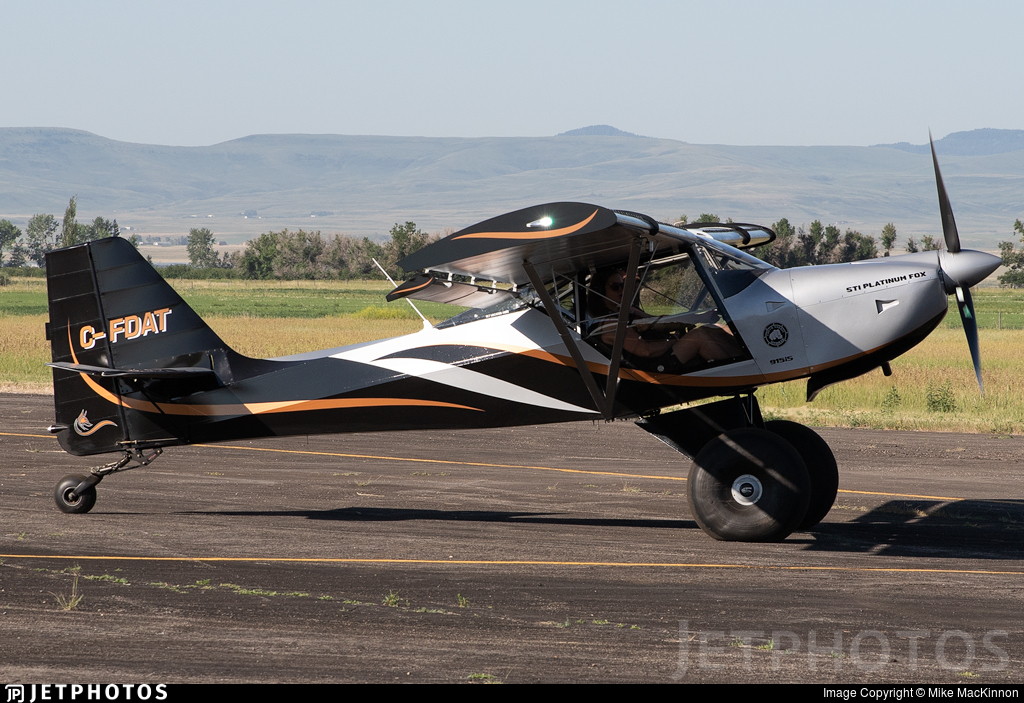 C-FDAT - Kitfox S7 Super Sport - Private