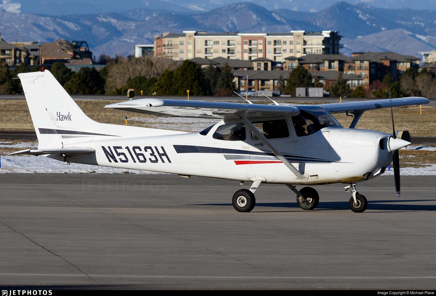 N5163H - Cessna 172S Skyhawk - Private