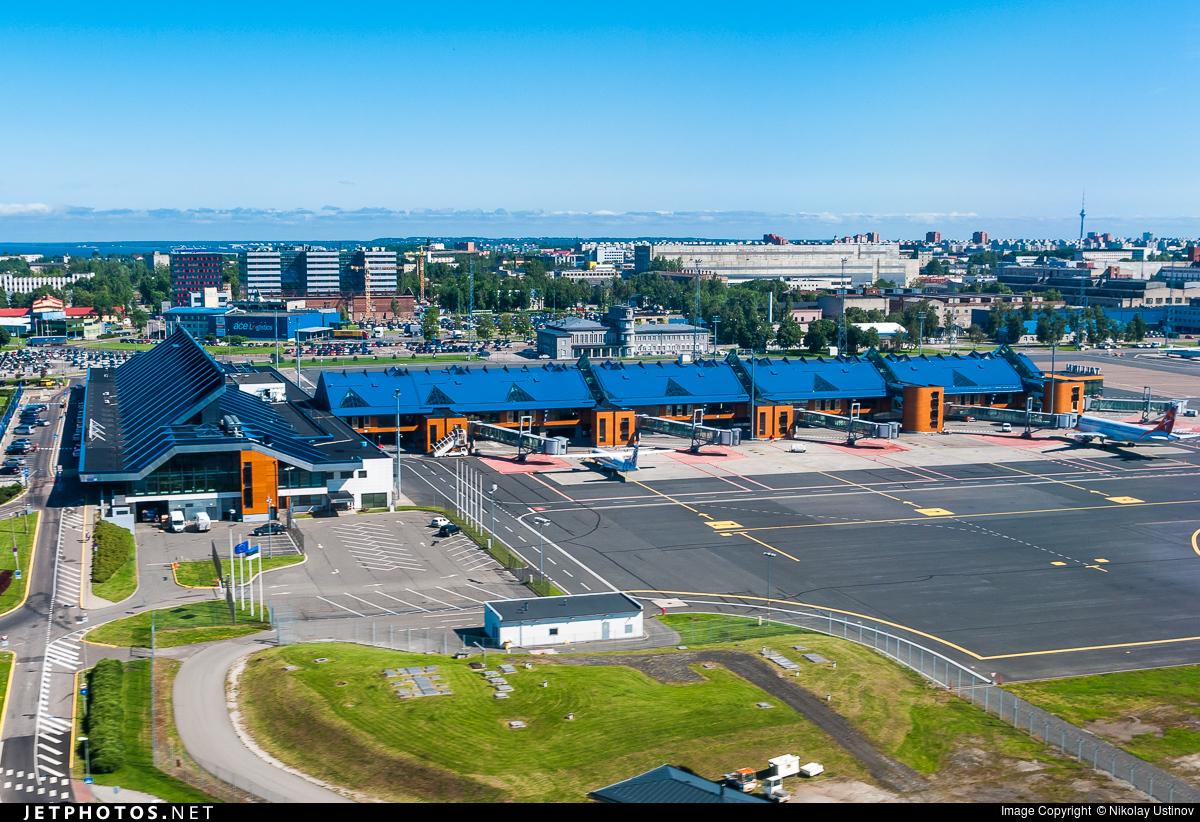 EETN - Airport - Airport Overview