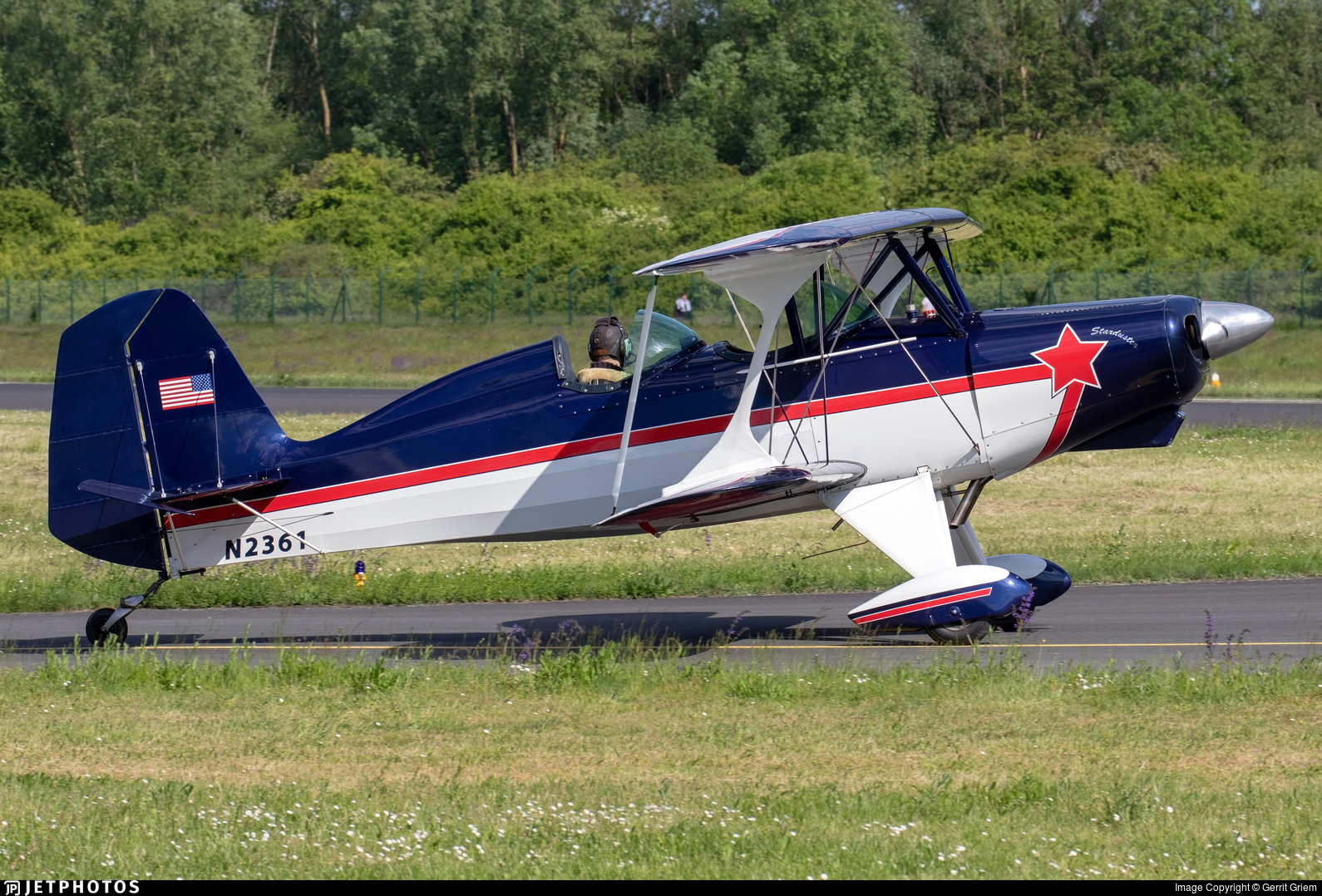 N2361 - Stolp SA-300 Starduster Too - Private