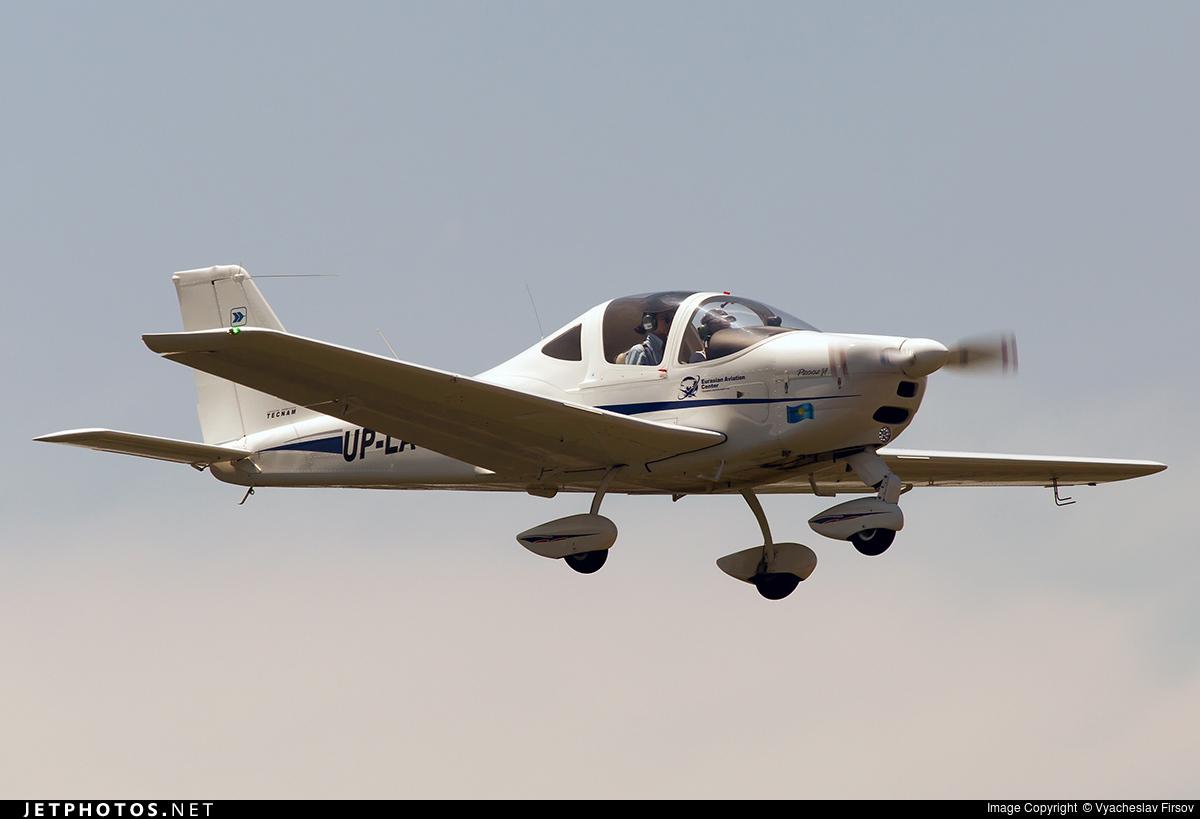 UP-LA223 - Tecnam P2002JF Sierra - Eurasian Aviation Center