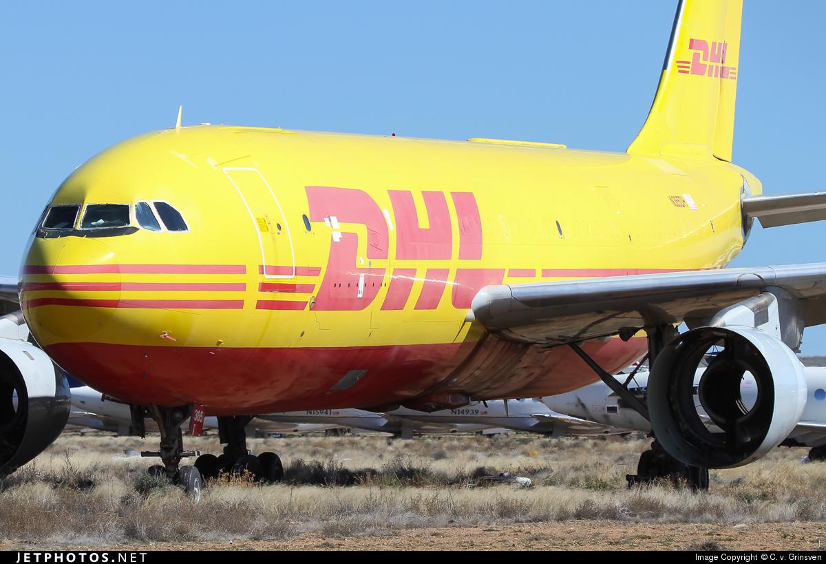N365DH - Airbus A300B4-203(F) - DHL (ASTAR Air Cargo)