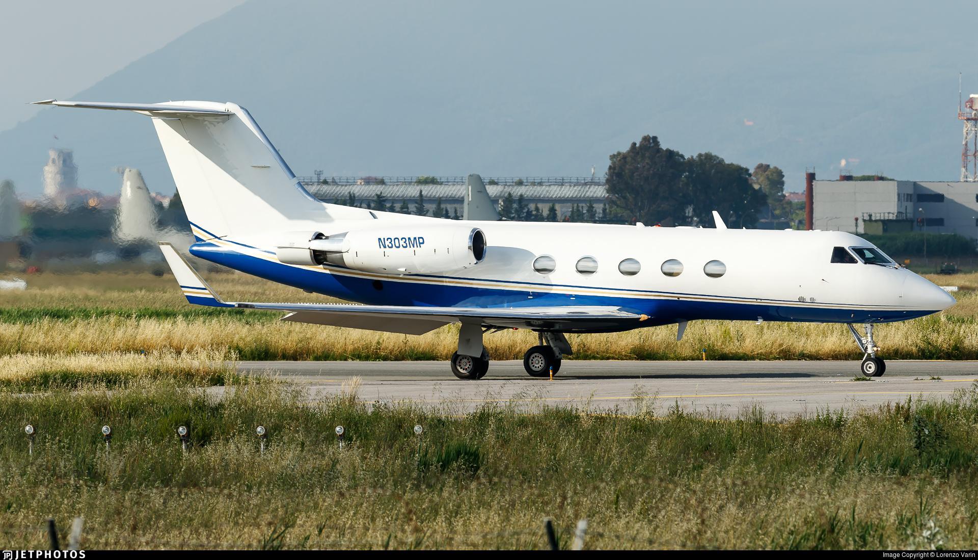 N303MP - Gulfstream G-III - Private