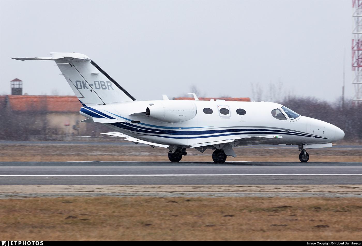 OK-OBR - Cessna 510 Citation Mustang - Aeropartner