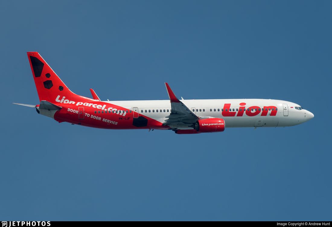 Pk ljf boeing 737 9gper lion air andrew hunt jetphotos pk ljf boeing 737 9gper lion air stopboris Images