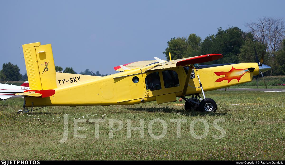 T7-SKY - Pilatus PC-6/B2-H4 Turbo Porter - Tangosette Srl