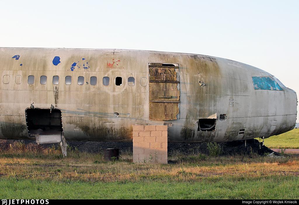 TC-ALM - Boeing 727-230 - Air Alfa