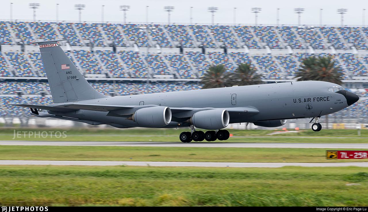 63-7988 - Boeing KC-135R Stratotanker - United States - US Air Force (USAF)