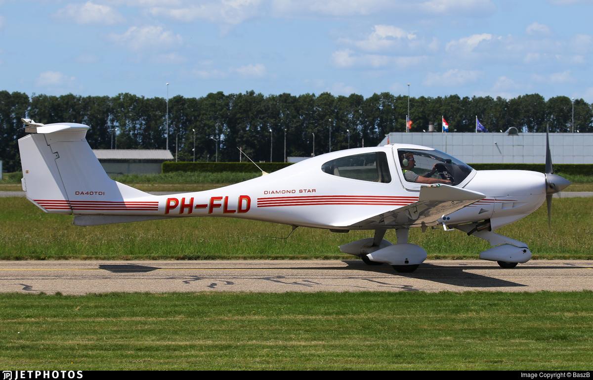 PH-FLD - Diamond DA-40D Diamond Star - Private