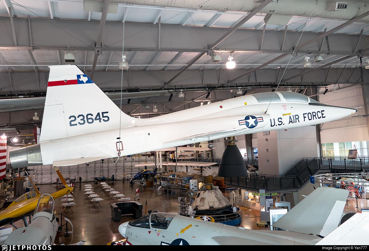 62-3645 - Northrop T-38A Talon - United States - US Air Force (USAF)
