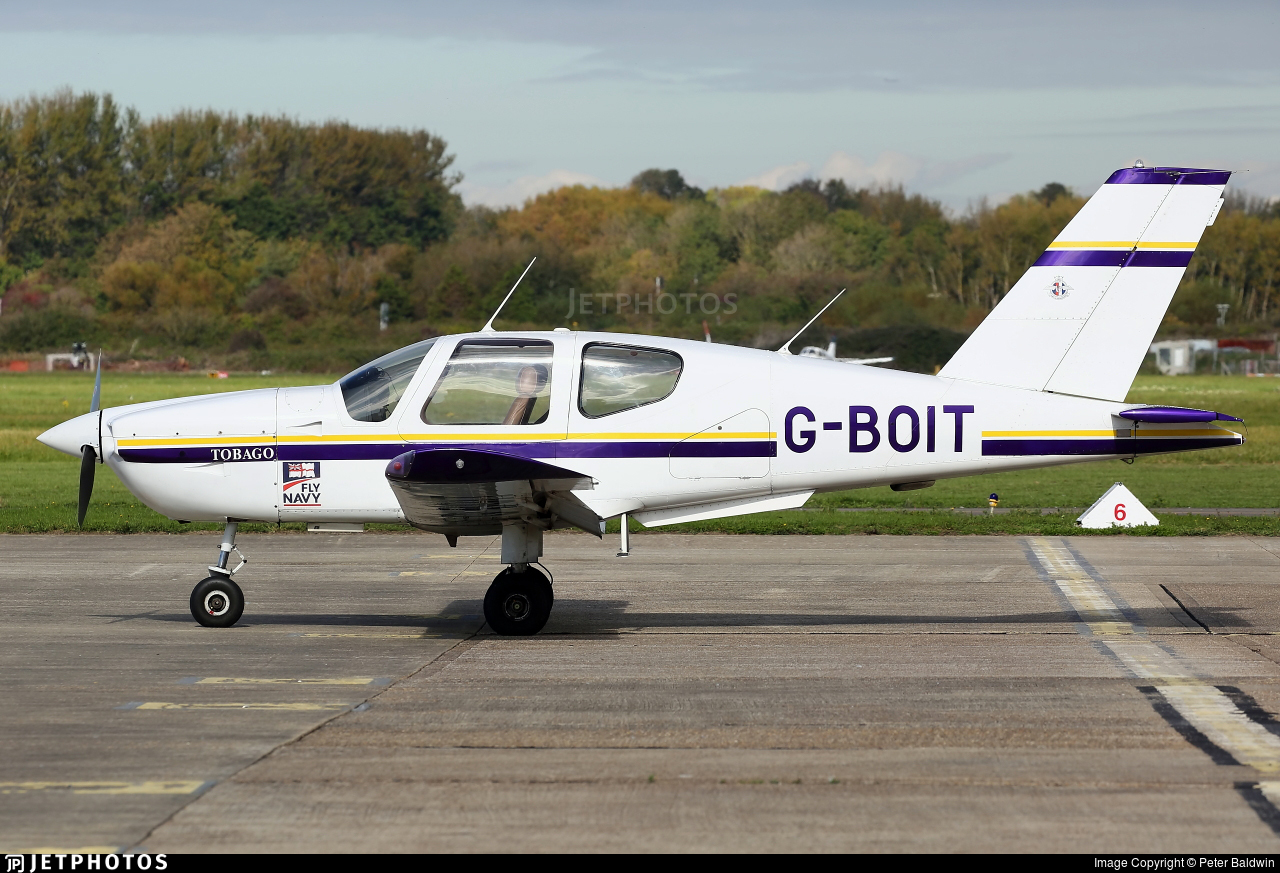 G-BOIT - Socata TB-10 Tobago - Private