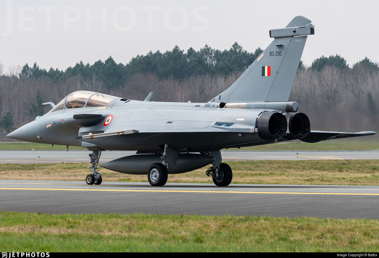 BS010 - Dassault Rafale EH - India - Air Force