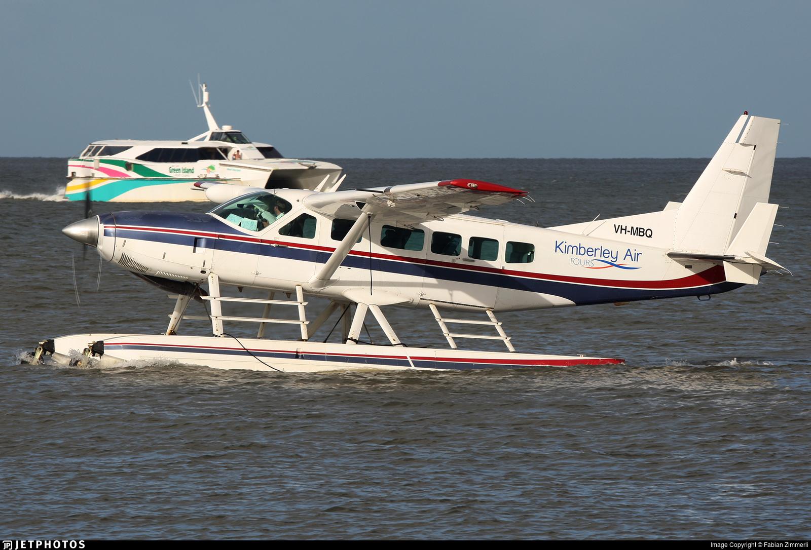 VH-MBQ - Cessna 208 Caravan - Kimberley Air Tours