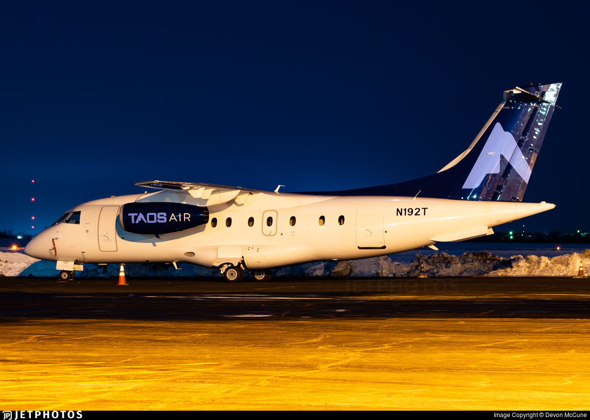 N192T - Dornier Do-328-300 Jet - Ultimate Jetcharters