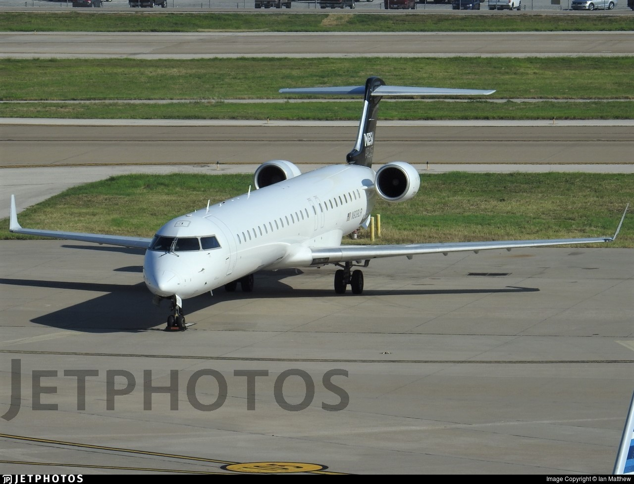 N939LR - Bombardier CRJ-900ER - Mesa Airlines