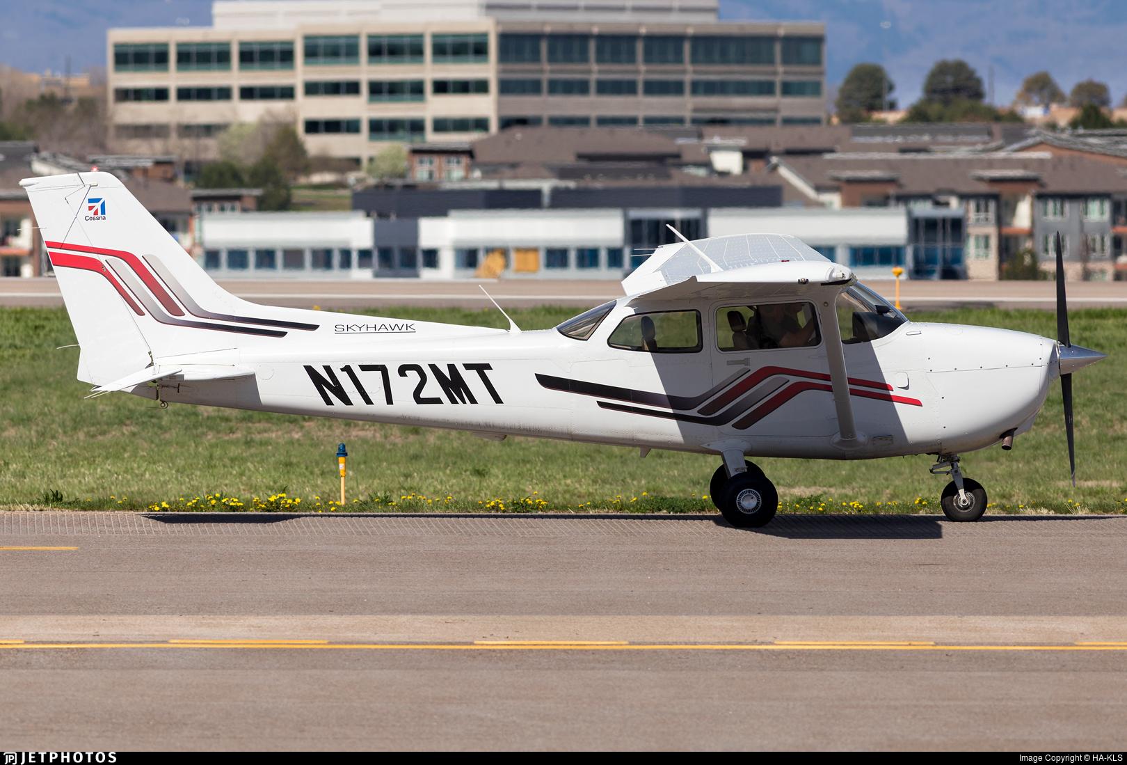 N172MT - Cessna 172S Skyhawk SP - American Flight Schools