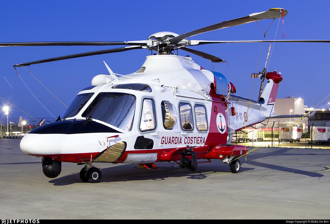 MM81910 - Agusta-Westland AW-139CP - Italy - Coast Guard
