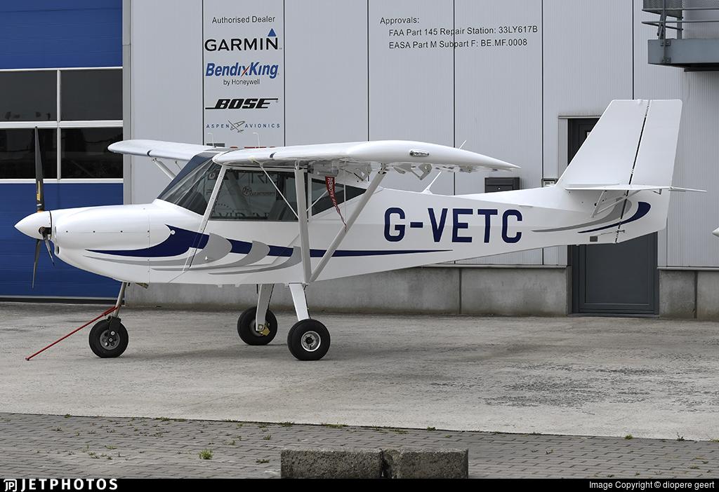 G-VETC - Lambert Mission M108 - Private