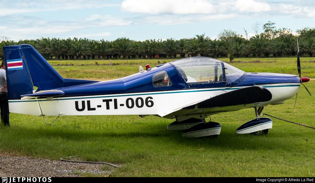 UL-TI-006 - AeroAndina MXP 640 Amigo - Private