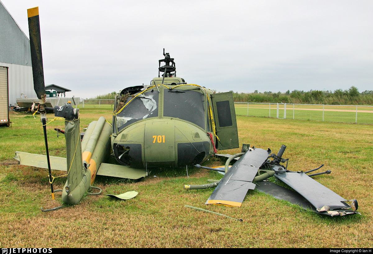 69-16730 - Bell UH-1H Iroquois - United States - US Army