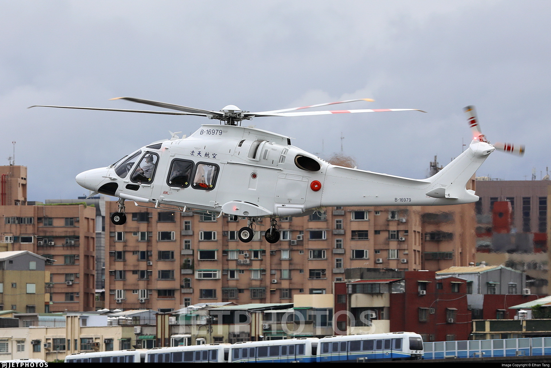B-16979 - Agusta-Westland AW-169 - Emerald Pacific Airlines