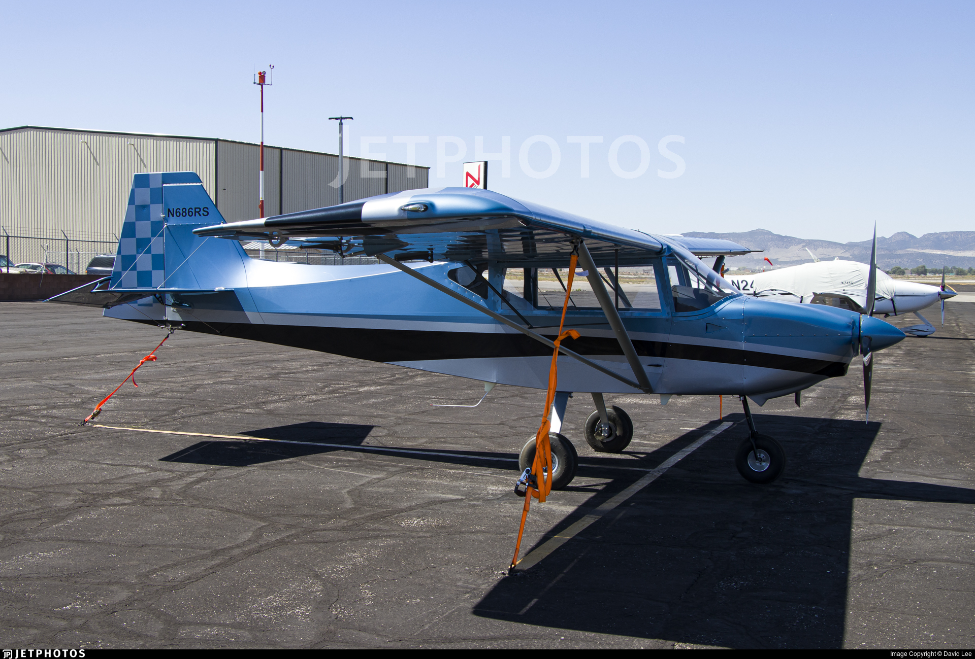 N686RS - Rans S-20 Raven - Private