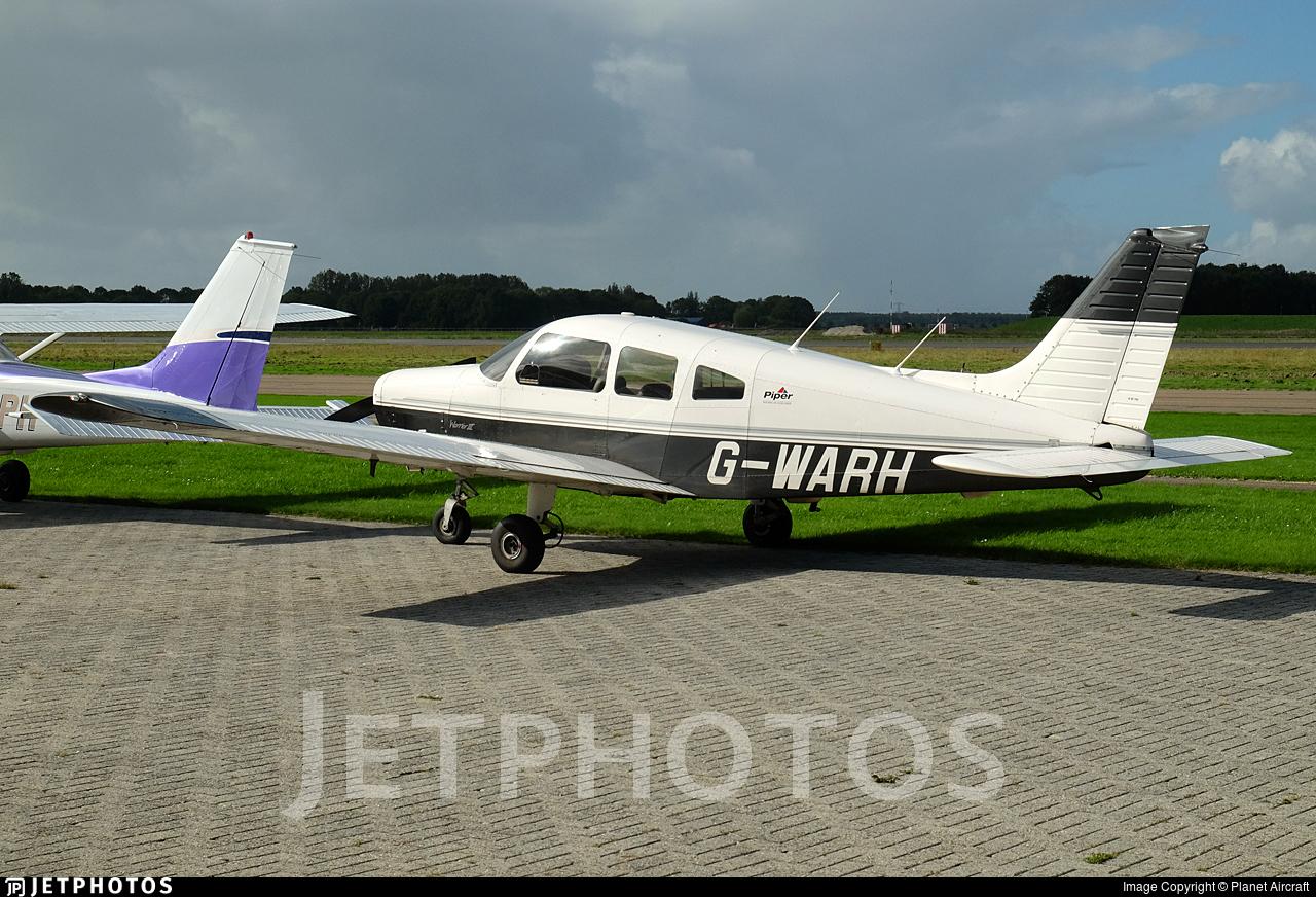 G-WARH - Piper PA-28-161 Warrior II - Private