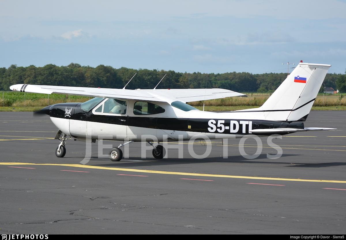 S5-DTI - Cessna 177RG Cardinal RG - Private