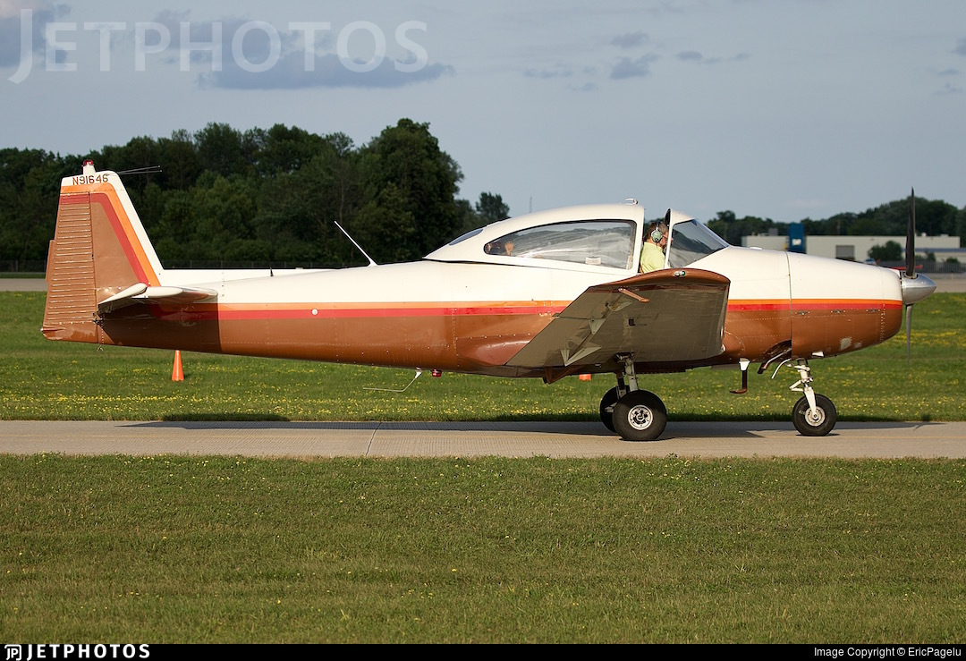 N91646 - Ryan Navion A - Private