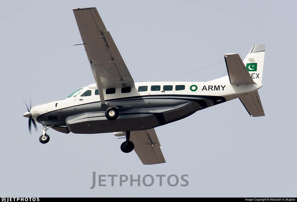 N707EX - Cessna 208B Grand Caravan EX - Pakistan - Army Aviation