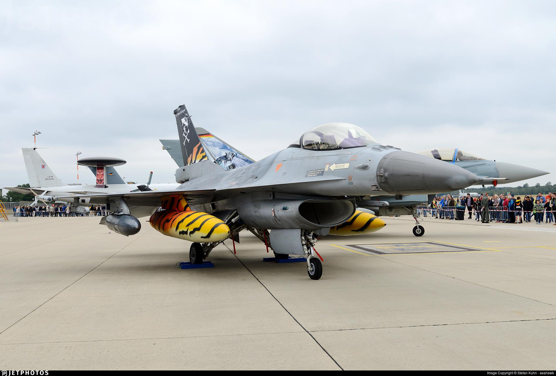 FA-94 - General Dynamics F-16AM Fighting Falcon - Belgium - Air Force