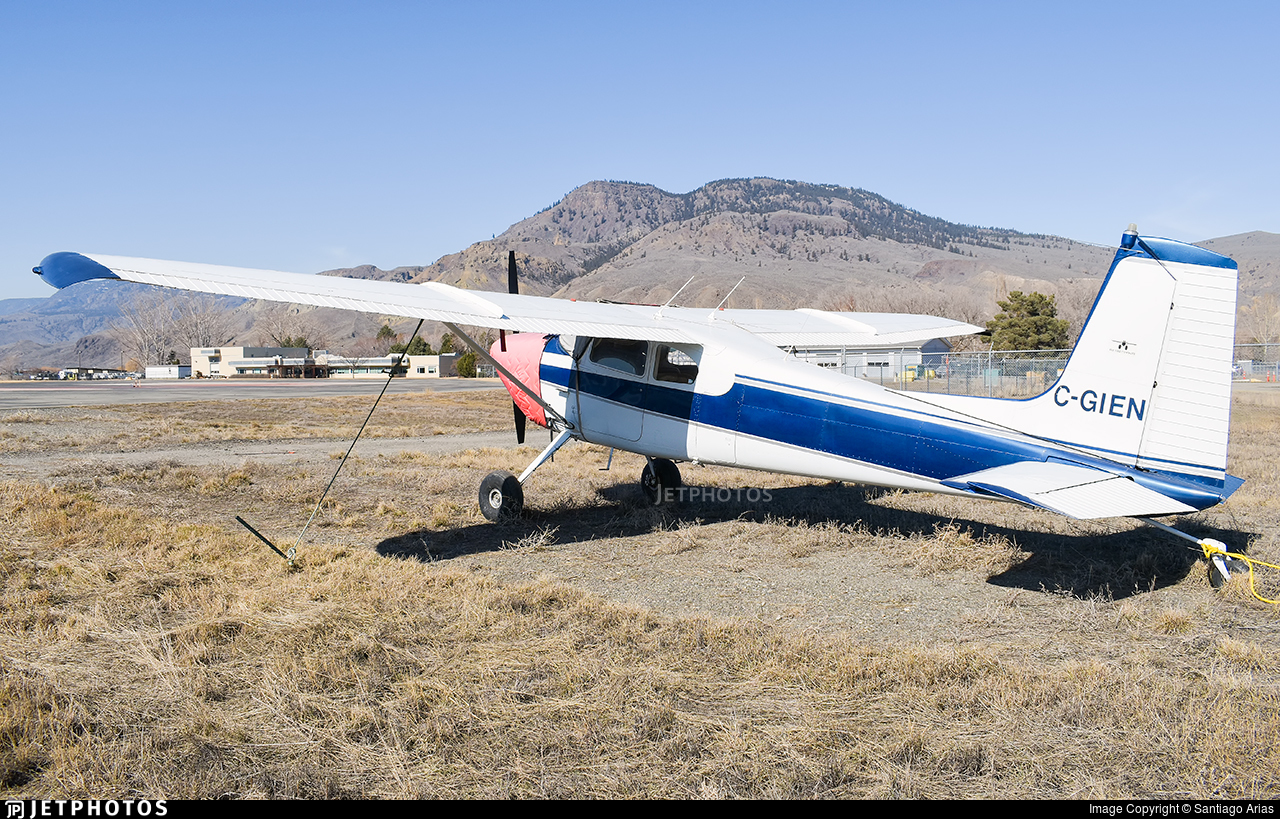 C-GIEN - Cessna 180E Skywagon - Private