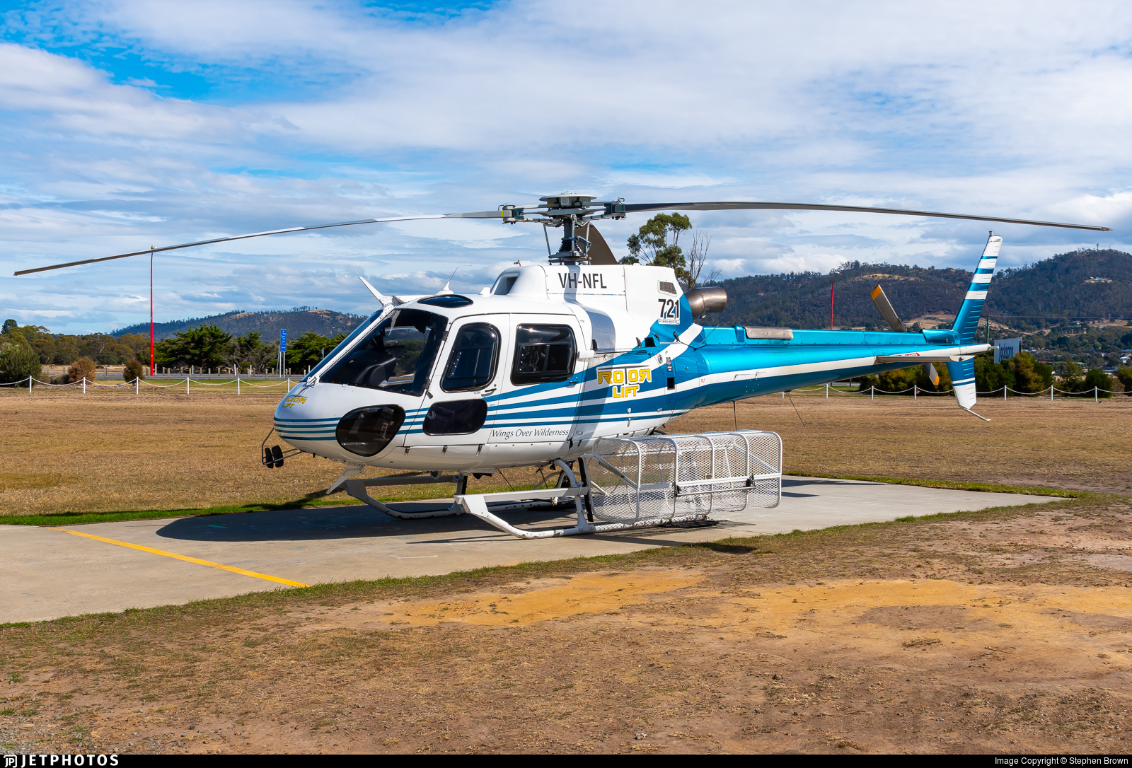 VH-NFL - Eurocopter AS 350B3 Ecureuil - Rotor Lift Helicopters