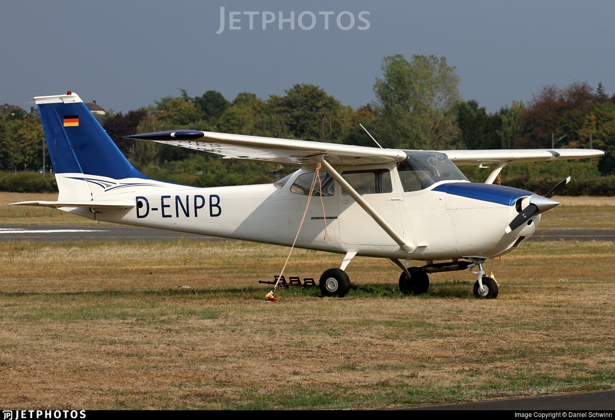 D-ENPB - Reims-Cessna F172H Skyhawk - Private