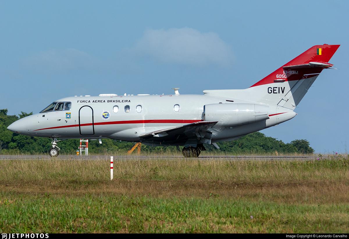 FAB6050 - Raytheon Hawker IU-93M - Brazil - Air Force